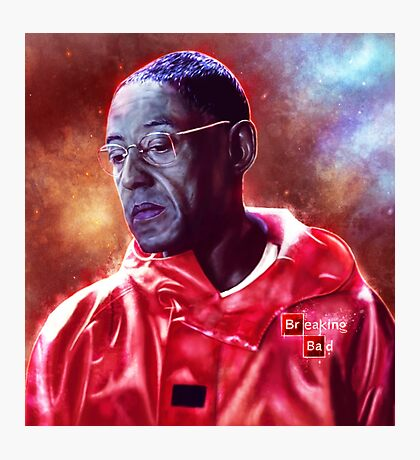 Breaking Bad - Gus Fring Photographic Print