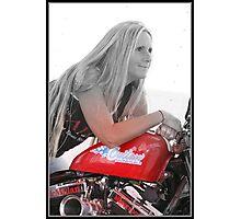 Stacy McMillan  AHDRA 2008 VR-49 Photographic Print
