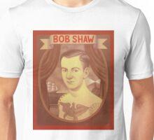 Bob Shaw Portrait Unisex T-Shirt