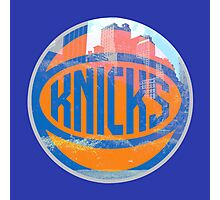 New York Knicks  Photographic Print