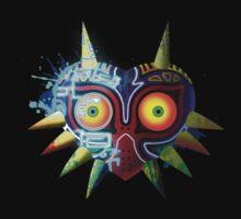 Majora's Mask - Twilight Princess by Brit Eddy