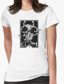 Pray to His Noodley Appendage by Tai's Tees Womens Fitted T-Shirt