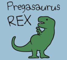 Pregasaurus Rex by jezkemp