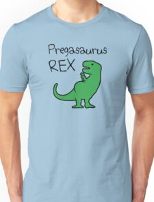 Pregasaurus Rex Unisex T-Shirt