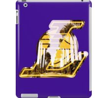 Lakers Silhouette  iPad Case/Skin