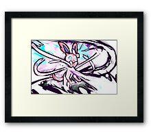 Sylveon | Moonblast Framed Print