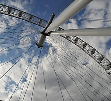 The London Eye by DonDavisUK