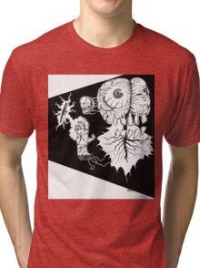 SPACE BRAIN! Tri-blend T-Shirt