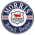 Vintage Morris Motors Retail Dealer Sign Reproduction by JohnOdz