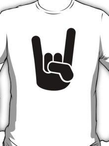 Rock Metal Hand T-Shirt