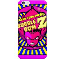 bubble gum z iPhone Case/Skin
