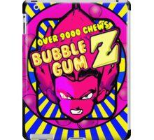 bubble gum z iPad Case/Skin
