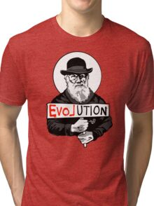 Chuck Love by Tai's Tees Tri-blend T-Shirt