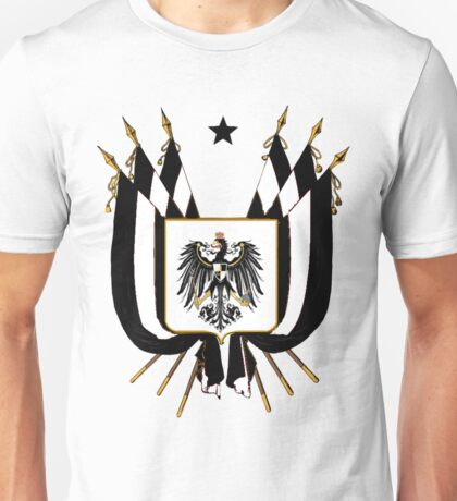 Prussia Coat of Arms Unisex T-Shirt