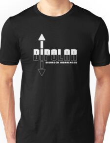 Bipolar Disorder Awareness Unisex T-Shirt