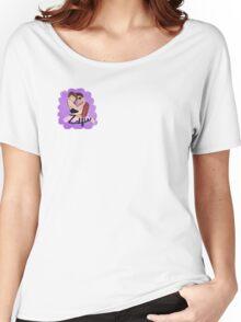 Zalfie Ribbon Women's Relaxed Fit T-Shirt