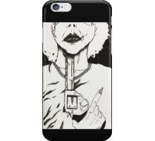 Modern Artist iPhone Case/Skin