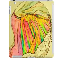 Alien Life, macro photography iPad Case/Skin