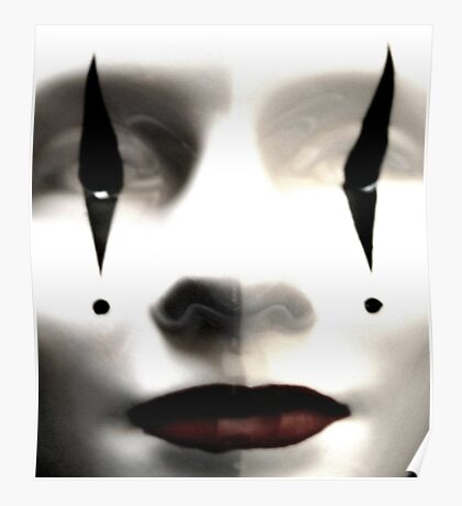 Mask 8 Poster
