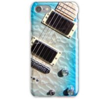 Carvin DC127 electric guitar iPhone Case/Skin
