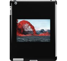 Lava iPad Case/Skin