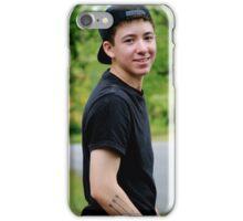 Justin Thompson iPhone Case/Skin