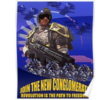 Join the New Conglomerate Poster