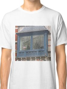Flamingo in Ghent Classic T-Shirt