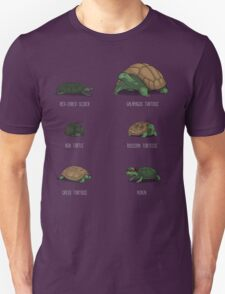 Know Your Turtles T-Shirt