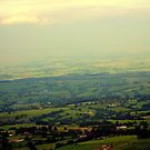 View From Pendle by jomash