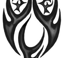 Leaf tattoo design by bikeymikey