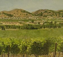 Livermore Valley by kelduck