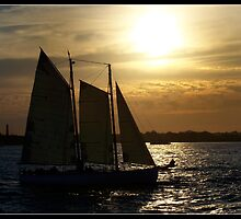 Sail My Vessle by J.C  Photography