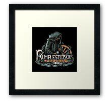 Rumplestiltskin Framed Print