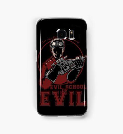 Dr. Horrible's Evil School of Evil Samsung Galaxy Case/Skin