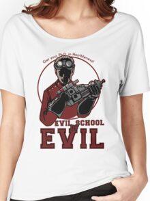Dr. Horrible's Evil School of Evil Women's Relaxed Fit T-Shirt