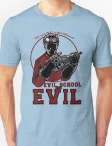 Dr. Horrible's Evil School of Evil Unisex T-Shirt
