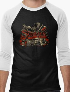 Scoobies Men's Baseball ¾ T-Shirt