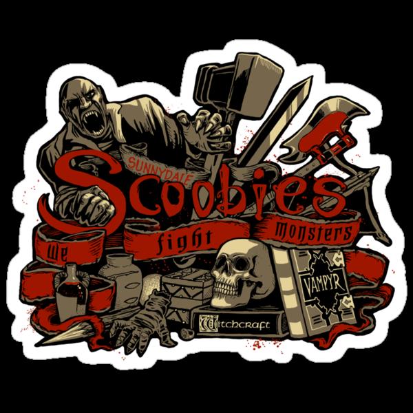 Scoobies by tyna