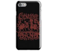 Genuine Band iPhone Case/Skin