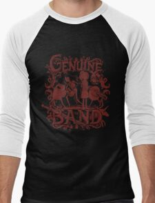Genuine Band Men's Baseball ¾ T-Shirt