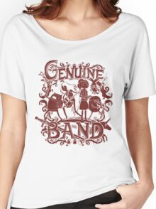Genuine Band Women's Relaxed Fit T-Shirt