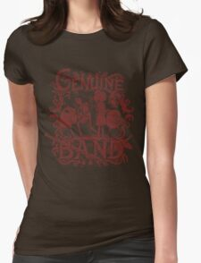 Genuine Band Womens Fitted T-Shirt