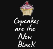 Cupcakes are the new black