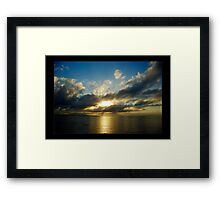Monday Monday.. Framed Print
