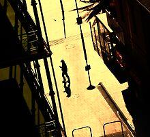 Isolation by Geraldine Lefoe