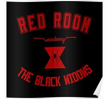 red room academy Poster