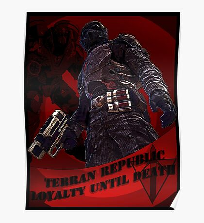 Join the Terran Republic Poster