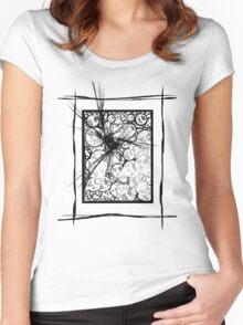 Inspiration T2 Women's Fitted Scoop T-Shirt