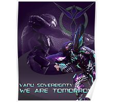 Join the Vanu Sovereignty  Poster